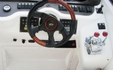 Sunseeker Steering Wheel
